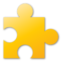 puzzle yellow png icon