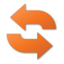 refresh red png icon