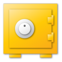 security yellow Png Icon