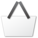 shopping basket Png Icon