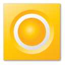 speaker yellow png icon