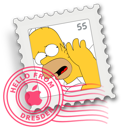 homer Png Icon