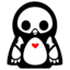 penguin large png icon