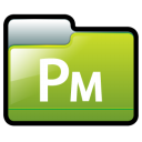 pagemaker large png icon