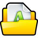my font Png Icon