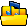 my music large png icon