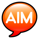 AIM Png Icon
