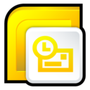 Microsoft Office 2007 Outlook Png Icon