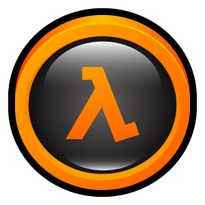 Half Life large png icon