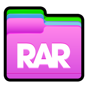 winrar large png icon