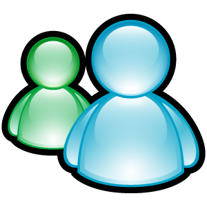 messenger large png icon