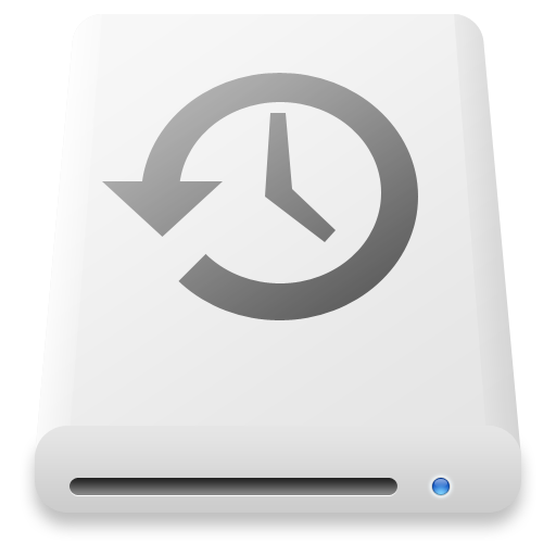 timemachine large png icon