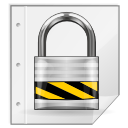 gnome mime application pgp Png Icon