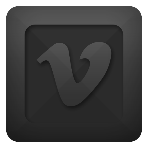 vimeo large png icon