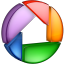 picasa large png icon