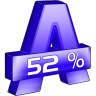 Alcohol 52% large png icon