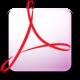 Adobe Acrobat Professional large png icon