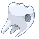 drilled Png Icon