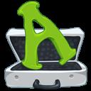 fontcase Png Icon