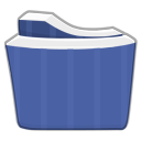 bluestripey Png Icon