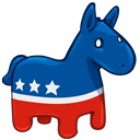 democrat Png Icon