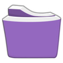 purple png icon