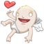 cupid large png icon