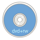 dvd+rw Png Icon
