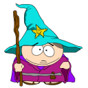 Cartman Gandalf Png Icon