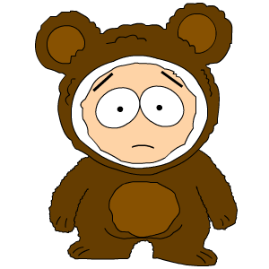 Butters Mr Biggles large png icon
