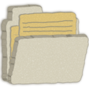 the stone age Icon 01 Png Icon