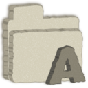 the stone age Icon 25 Png Icon