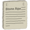 the stone age Icon 50 Png Icon