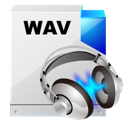 wav Png Icon