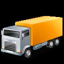 truckyellow png icon