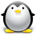 Penguin 4 png icon