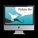 mac monitor png icon