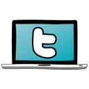 twitter 25 png icon