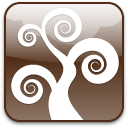 swirly png icon