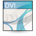 dvi Png Icon