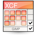 xcf Png Icon
