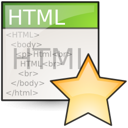 stock new html Png Icon