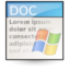 msword large png icon