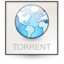 bittorrent large png icon