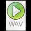 wav large png icon