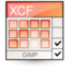 xcf large png icon