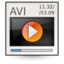 msvideo large png icon