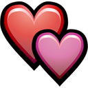 hearts png icon