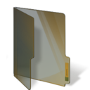 Brown Folder Png Icon