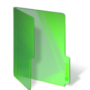 Green Folder Png Icon